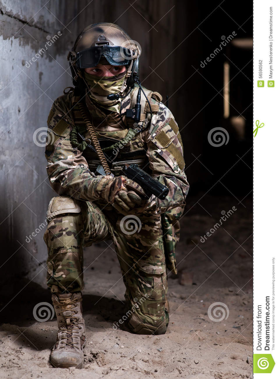 Military Security Equipment
