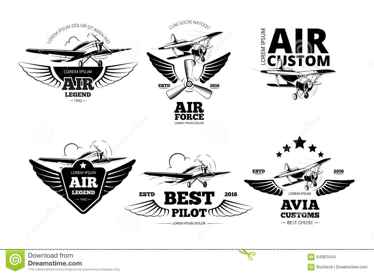 Air Force Clipart