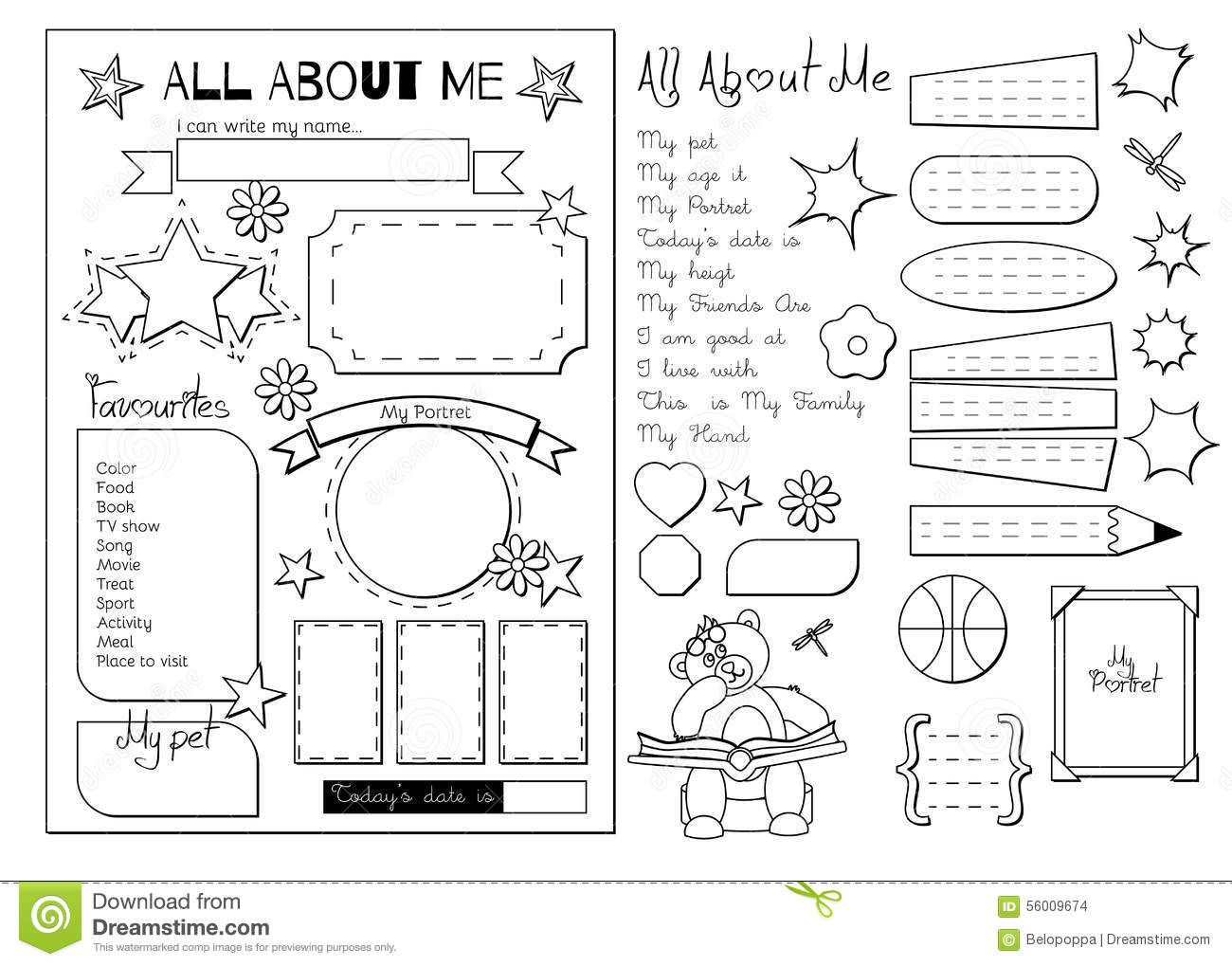 Fun Worksheet 1st Grade Colori