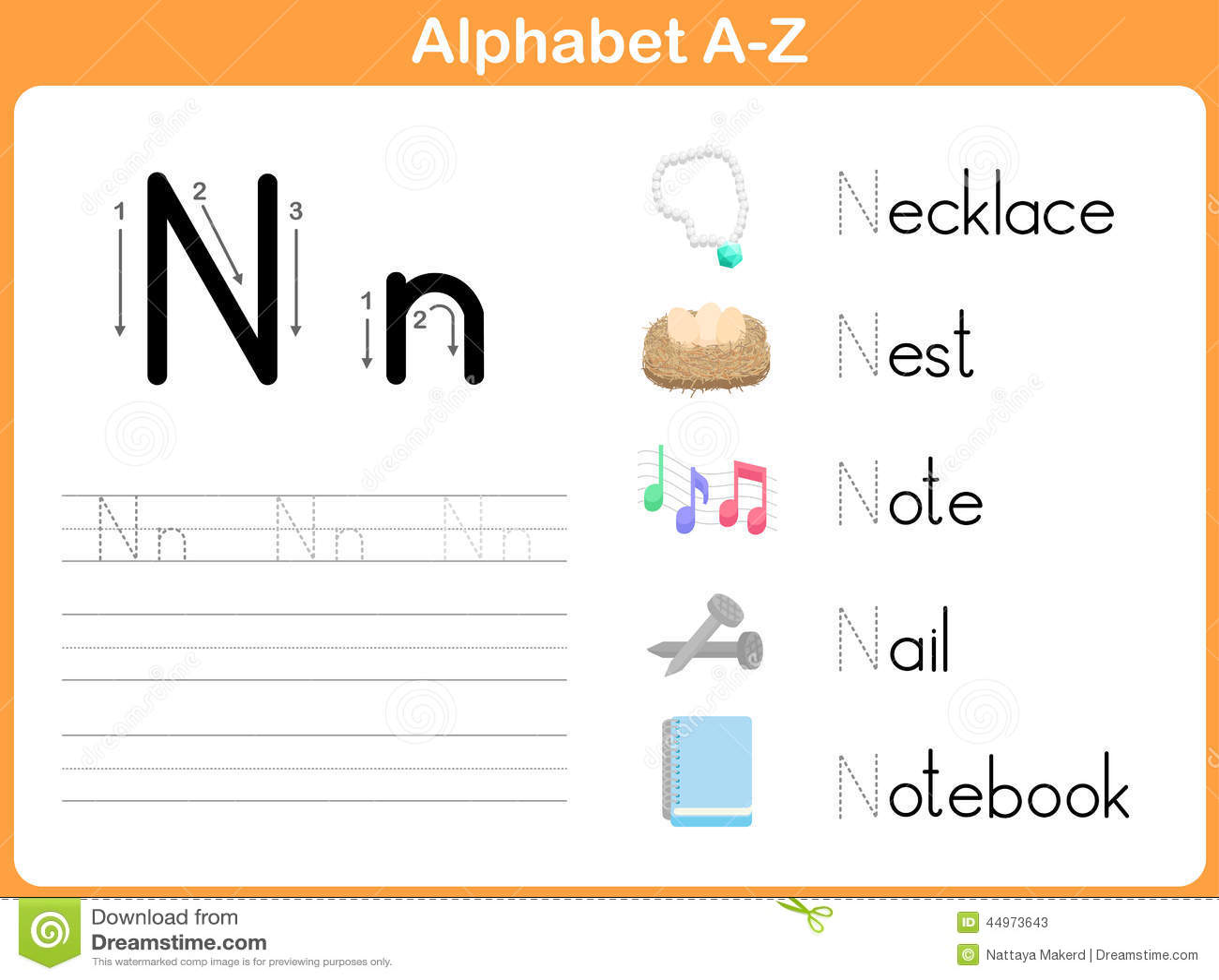 Abc Worksheet