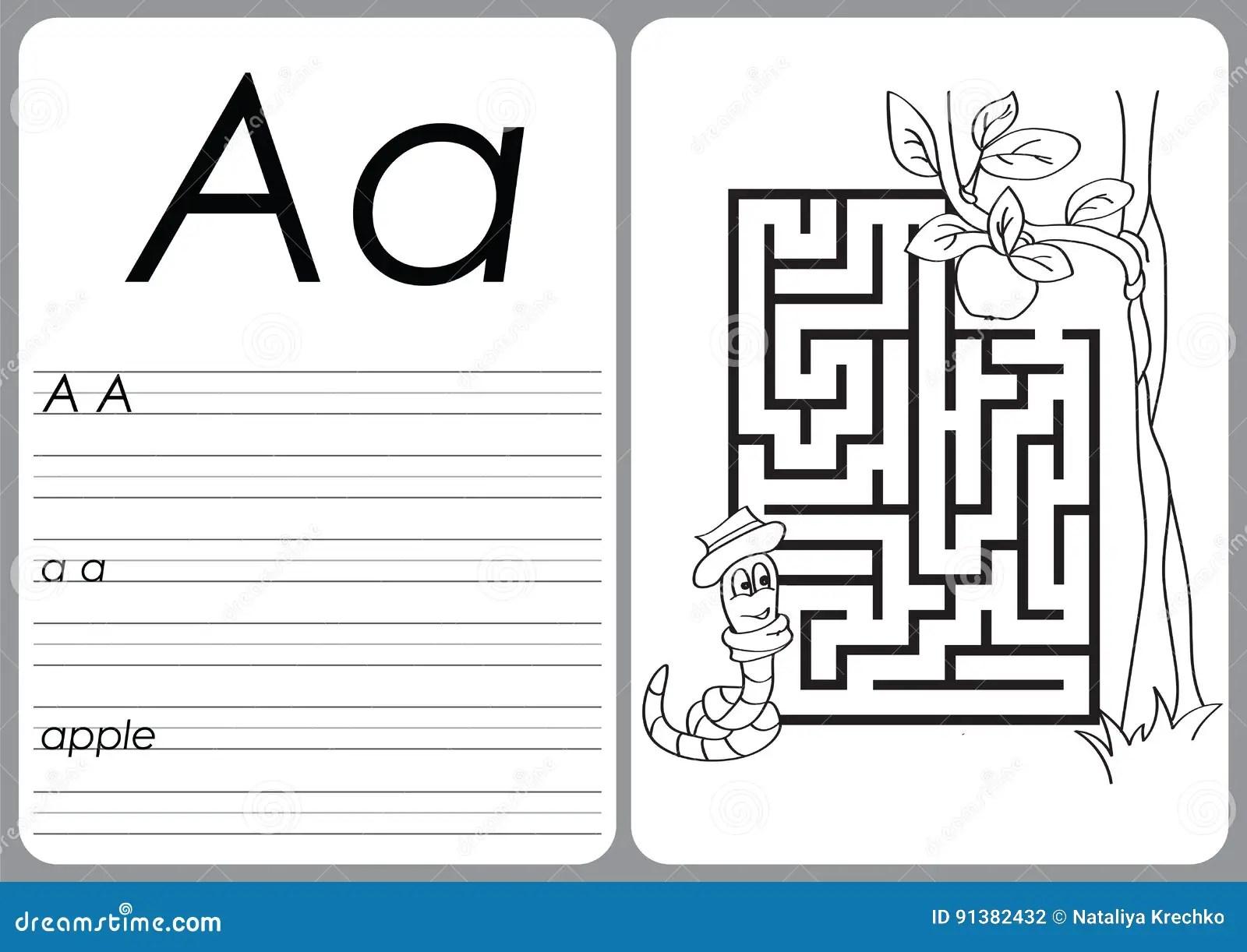 Alphabet A Z