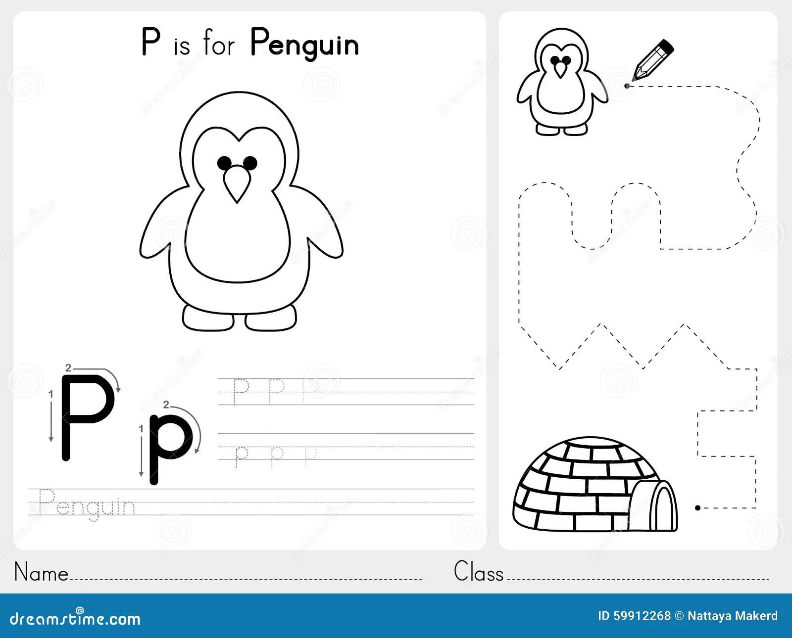 Alphabet A Z Tracing Und Puzzlespiel Arbeitsblatt Ubungen
