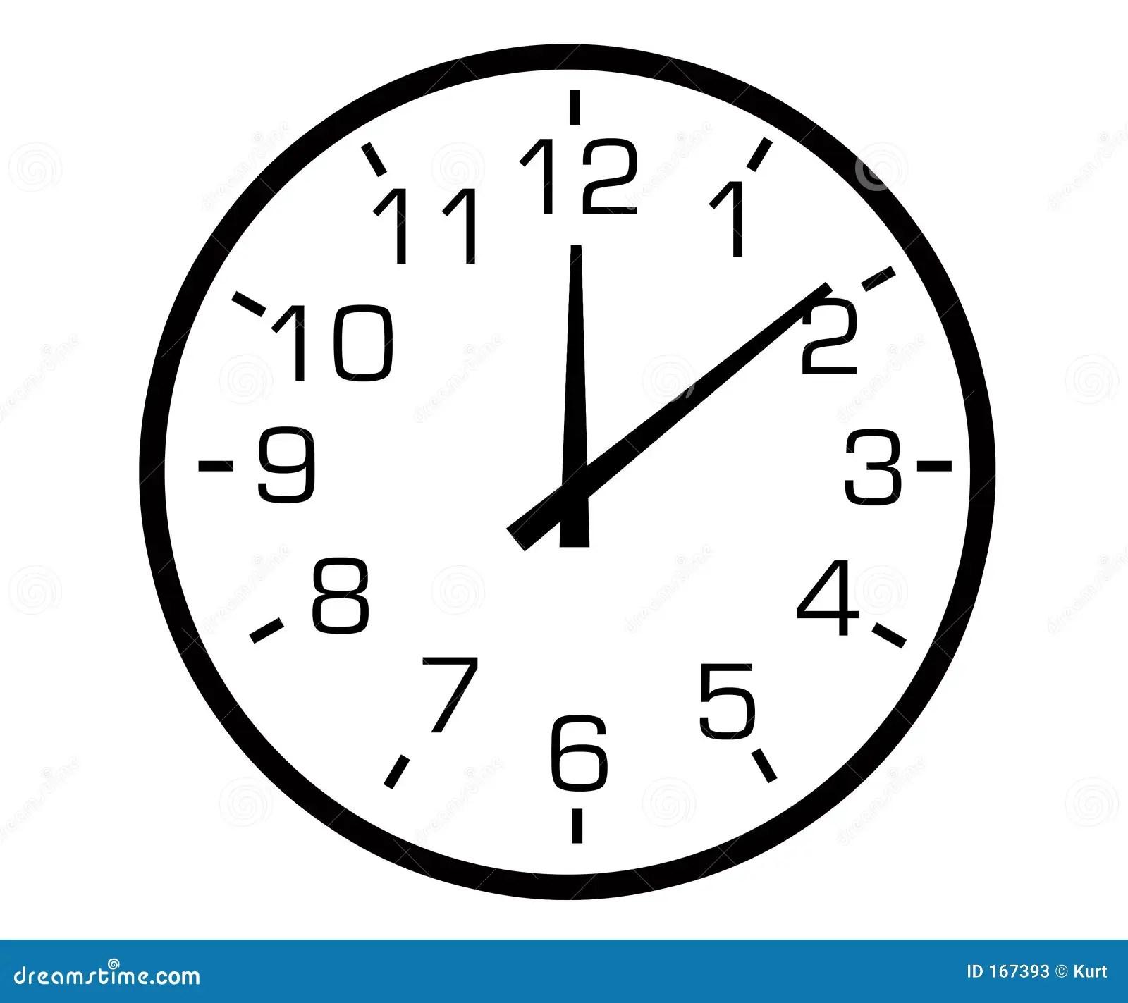 Ogue Clock Stock Photos