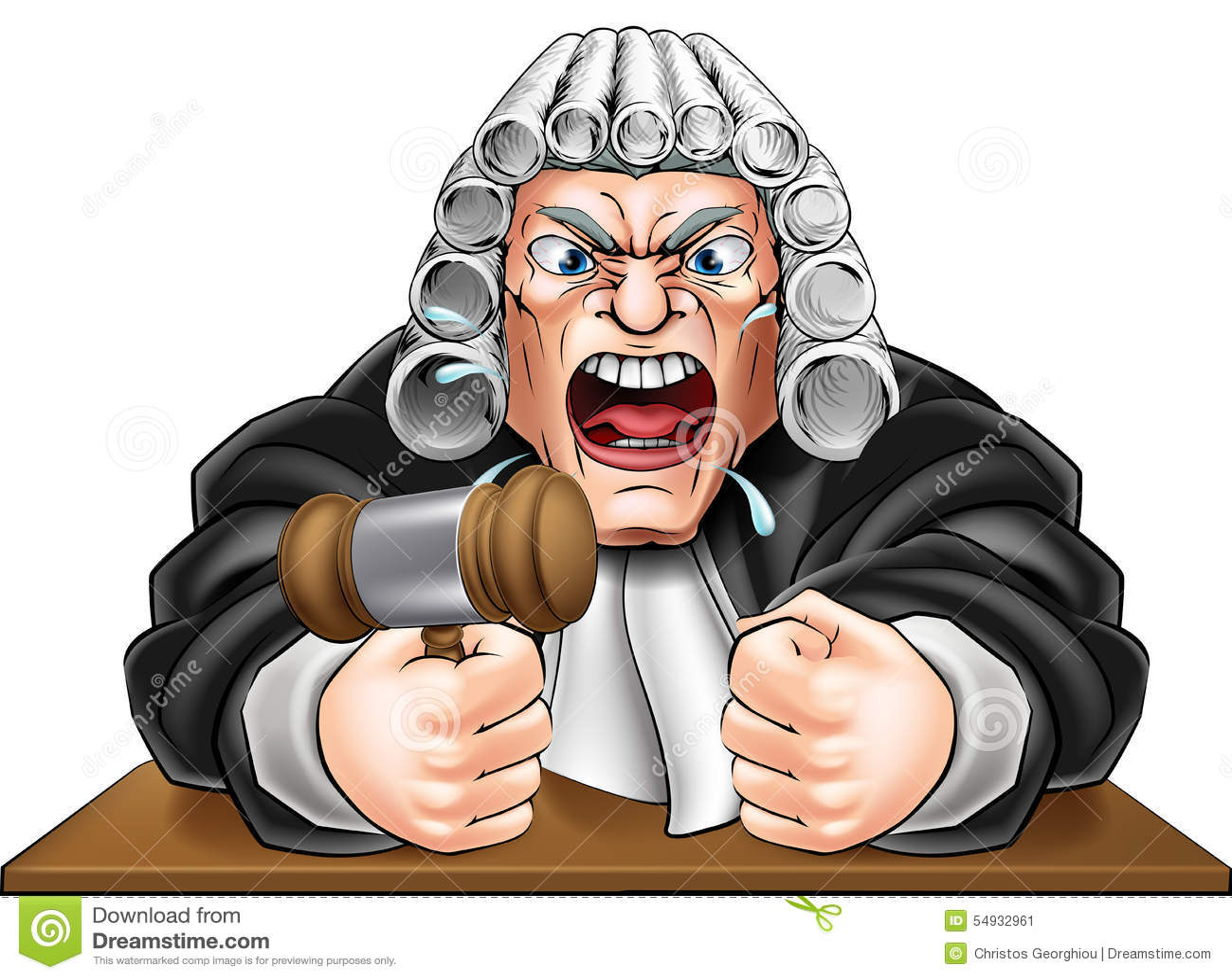 Speaking Lawyer Judge