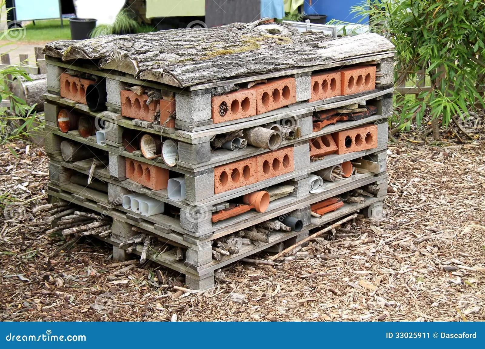 Animal House Shelter Stock Image