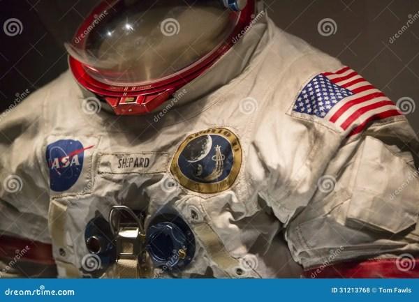 Apollo Space Suit Editorial Stock Photo - Image: 31213768