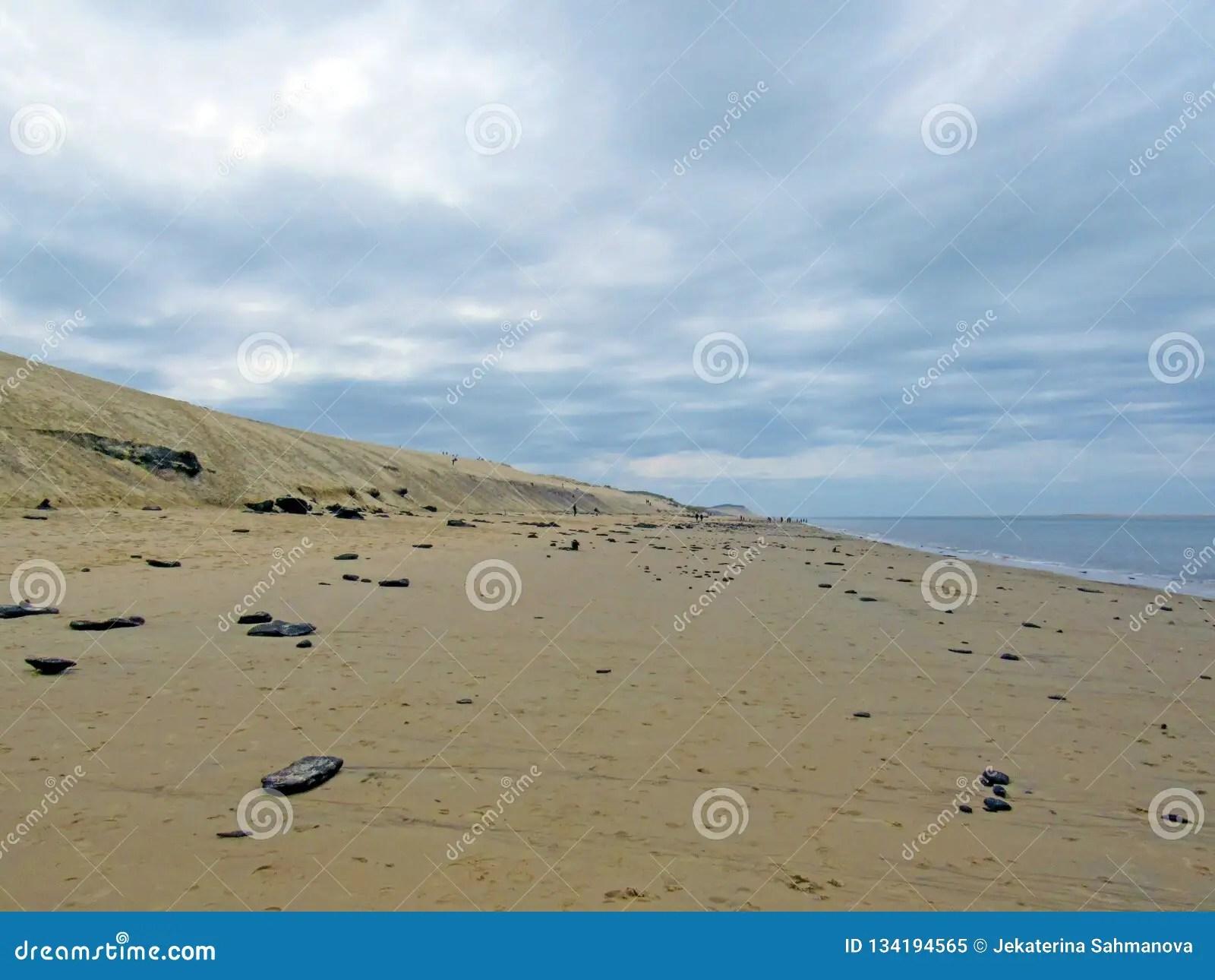 arcachon bay and dune of pilat arcachon bay atlantic ocean aquitaine famous