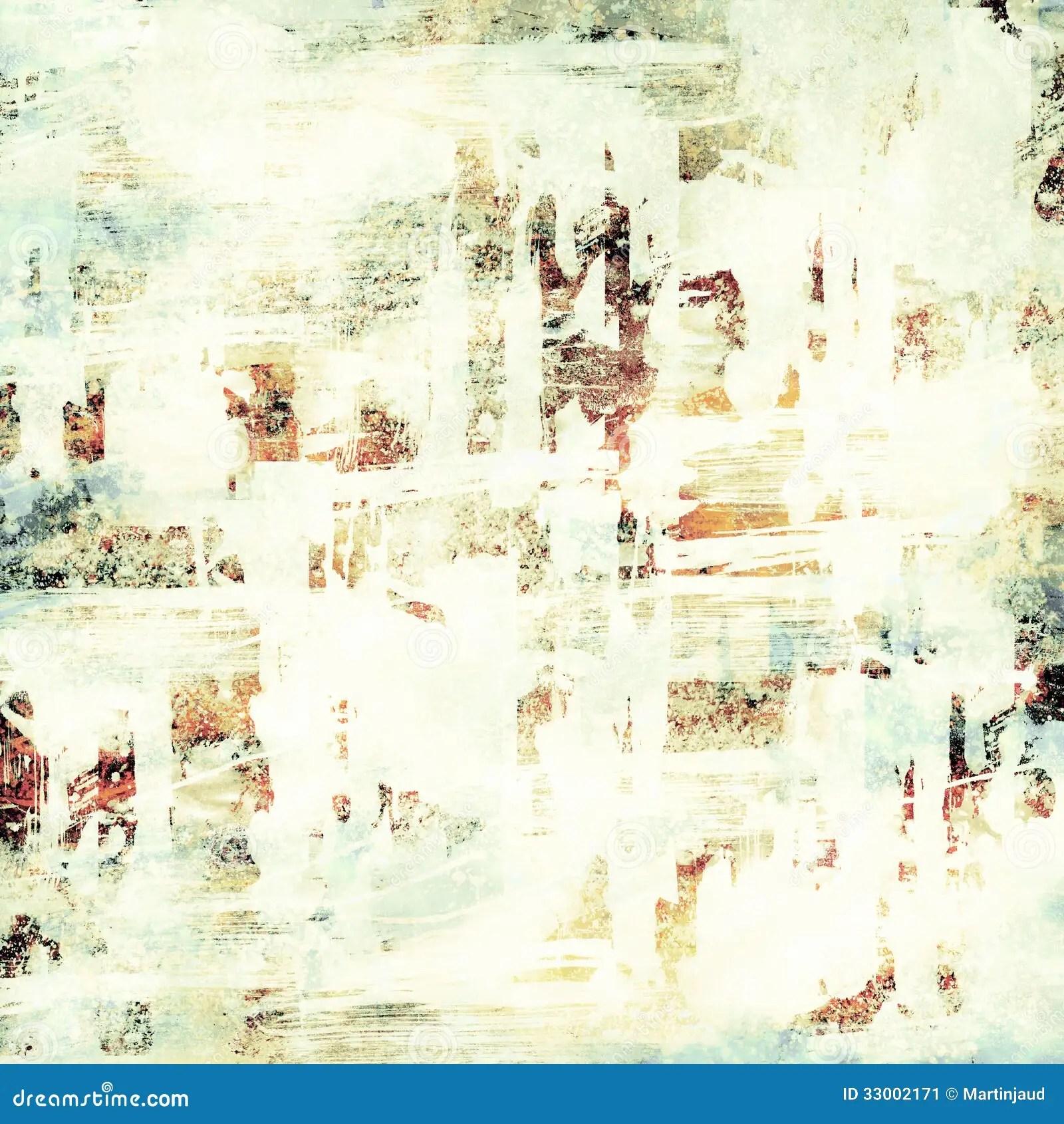 Artistic Summertime Paper Background Design Stock Image