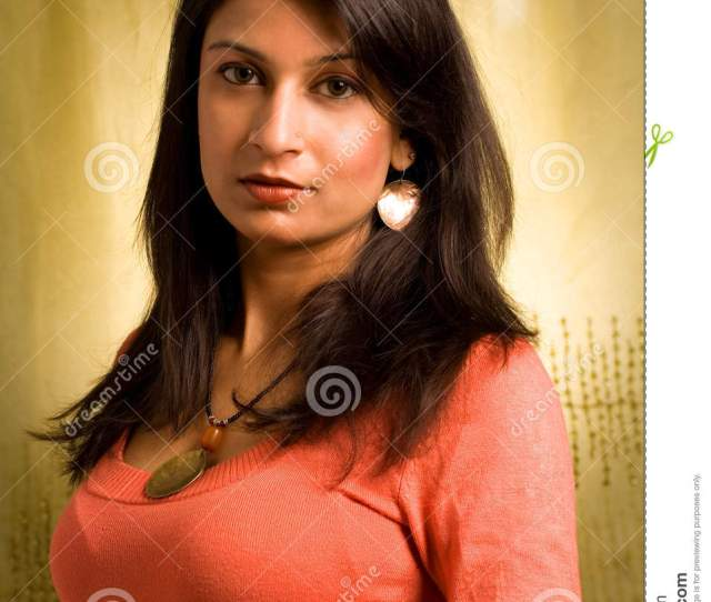 Attractive Desi Woman