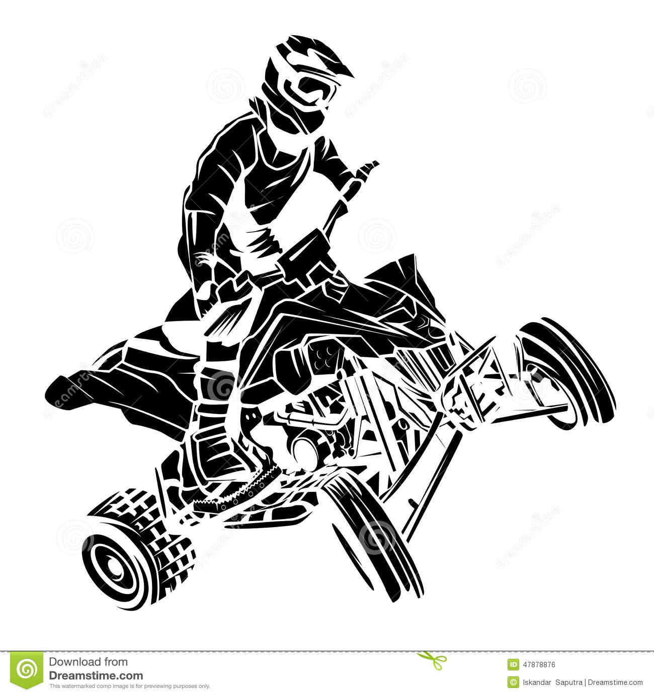 Atv Stock Illustrations 993 Atv Stock Illustrations