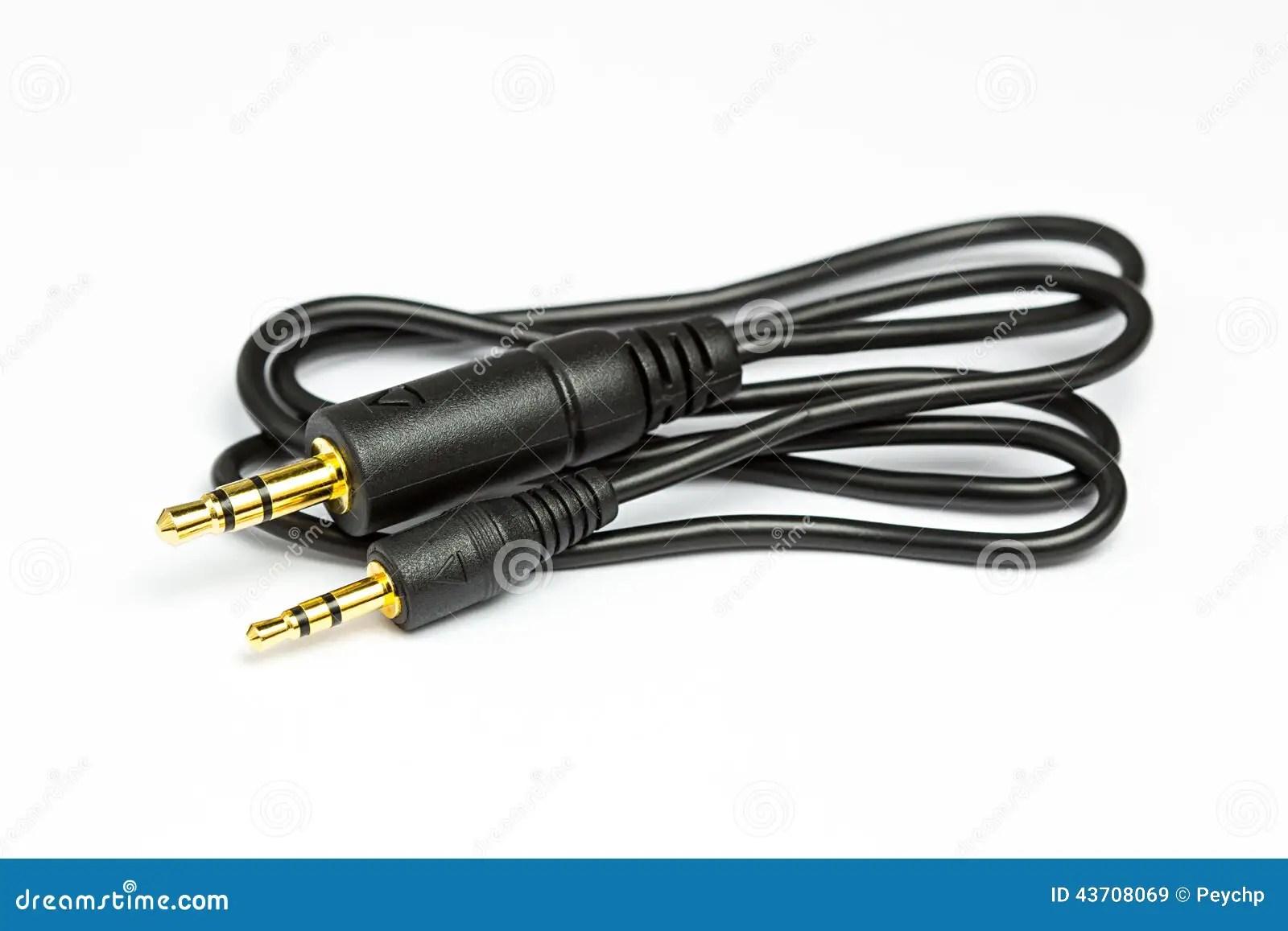 3 Audio Jack Plug Di 5mm A 2 Audio Jack Di 5mm Immagine