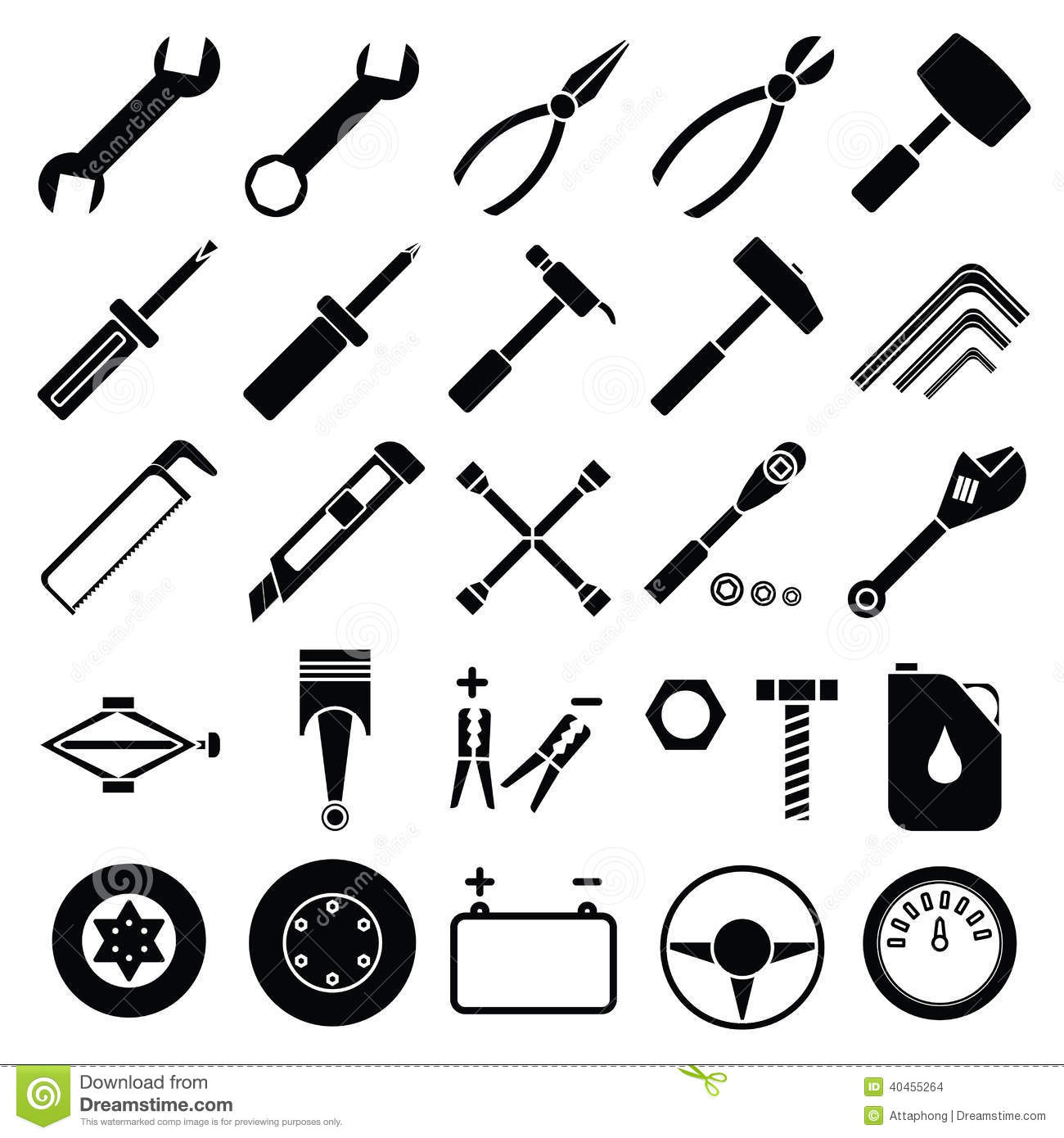 Tools For Auto Service