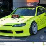 Autumn Racing Modified Car Drifting In Norway Editorial Photography Image Of Auto Design 59687802