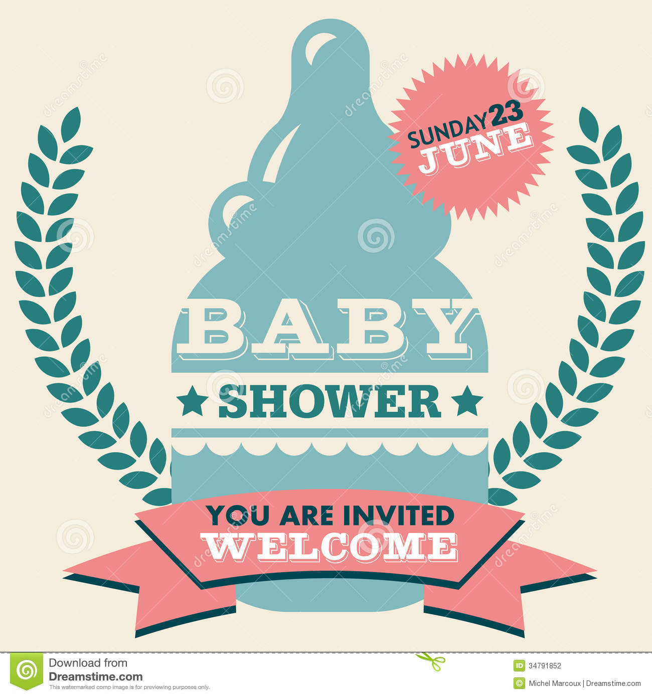 Make Baby Shower Invitations Free