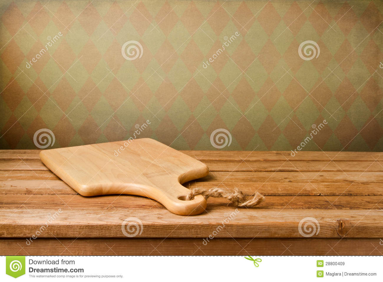 Background With Cutting Board Stock Image Image 28800409