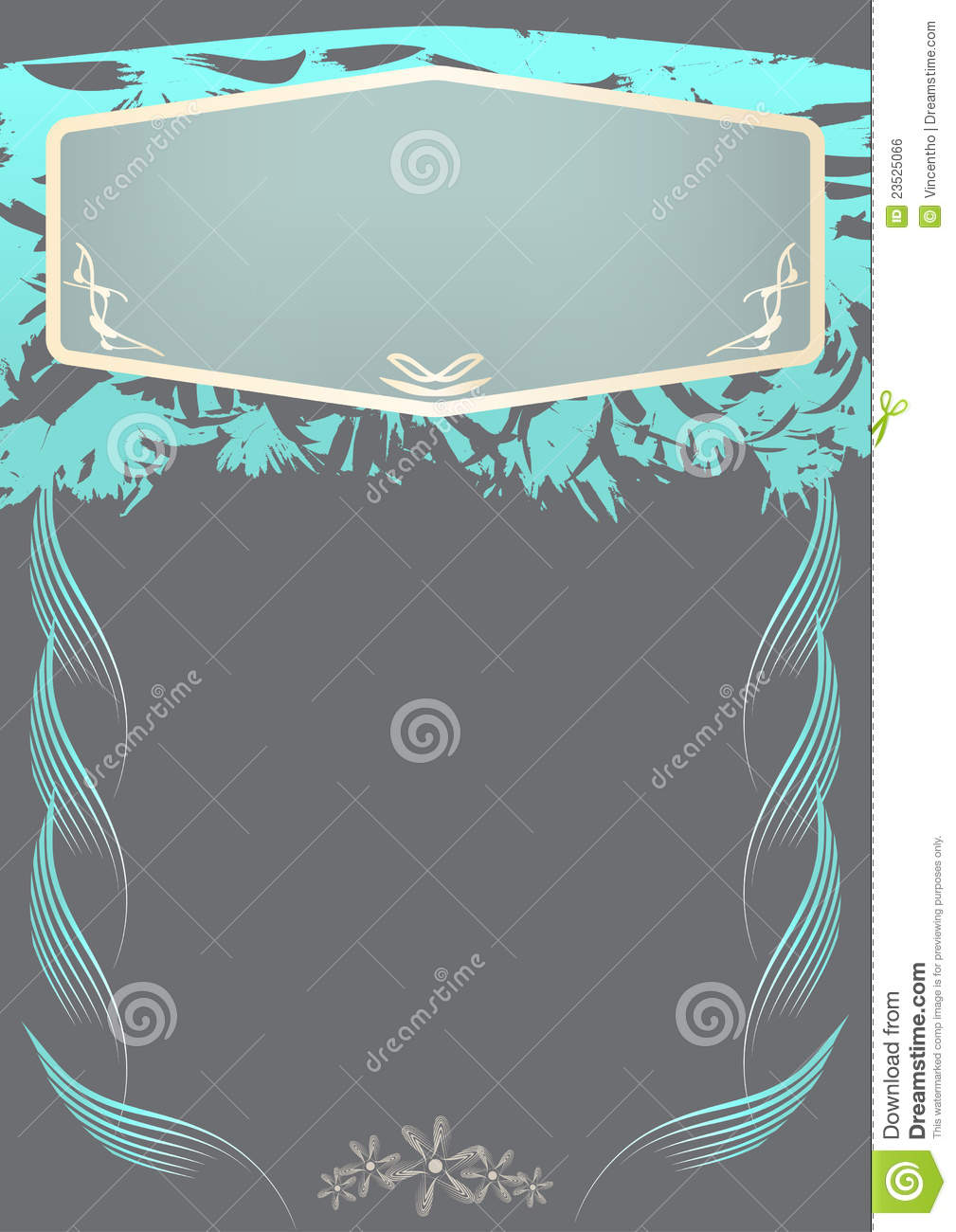 Special Invitation Card Design Royalty Free Stock Image Image 23525066