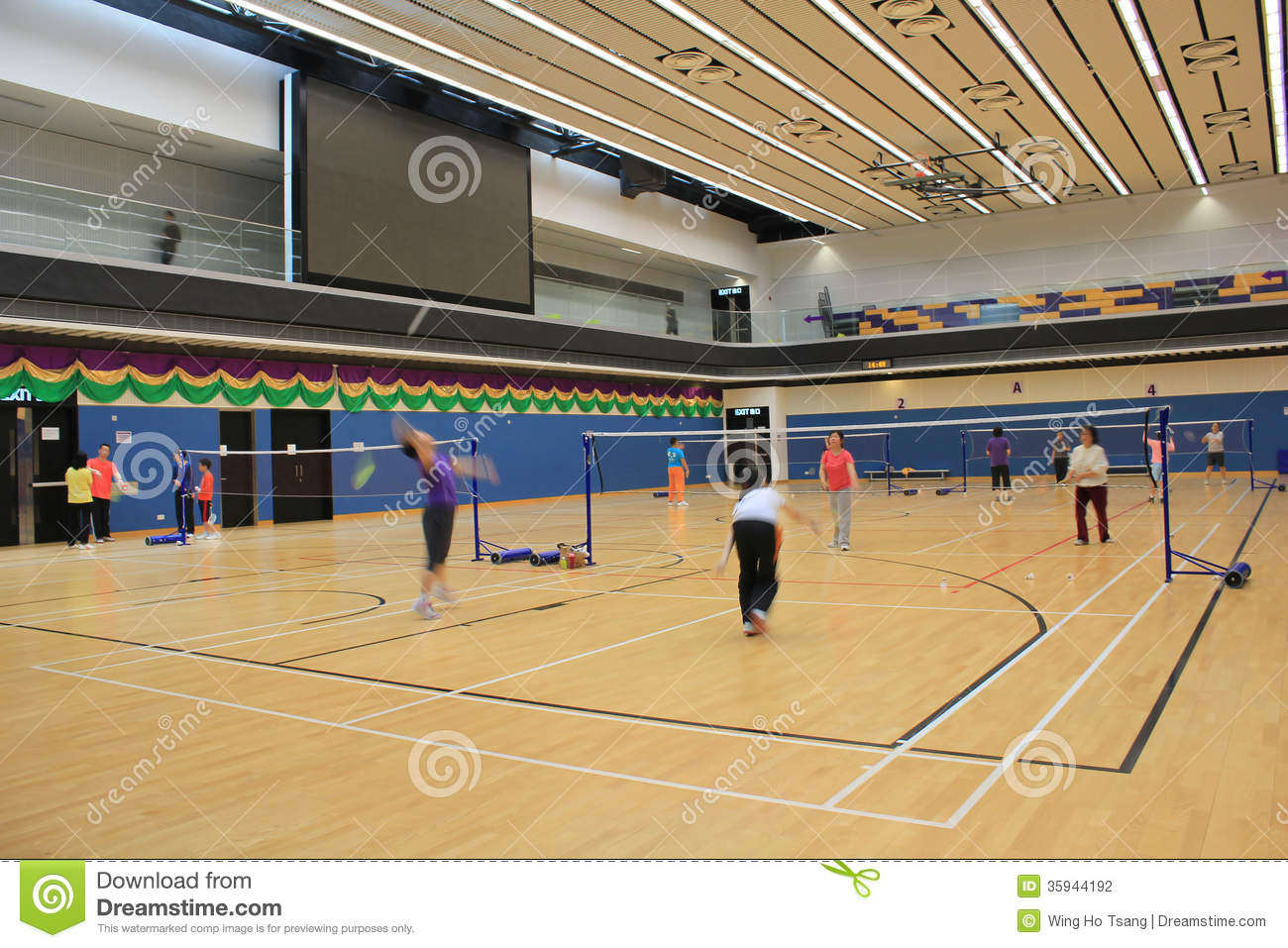 Badminton Hall Editorial Photography Image 35944192