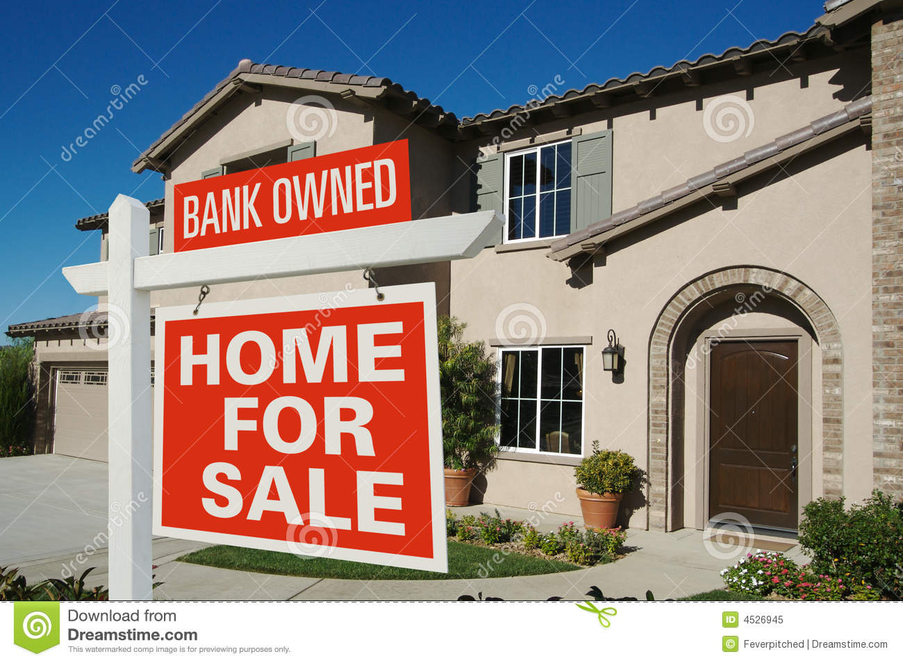 Bank Owned Properties Sale