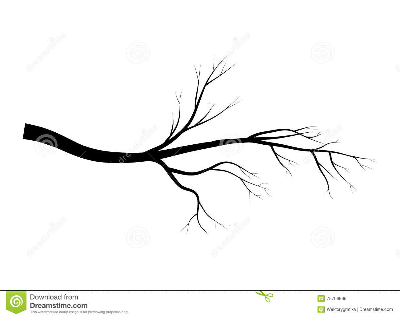 Bare Tree Clipart