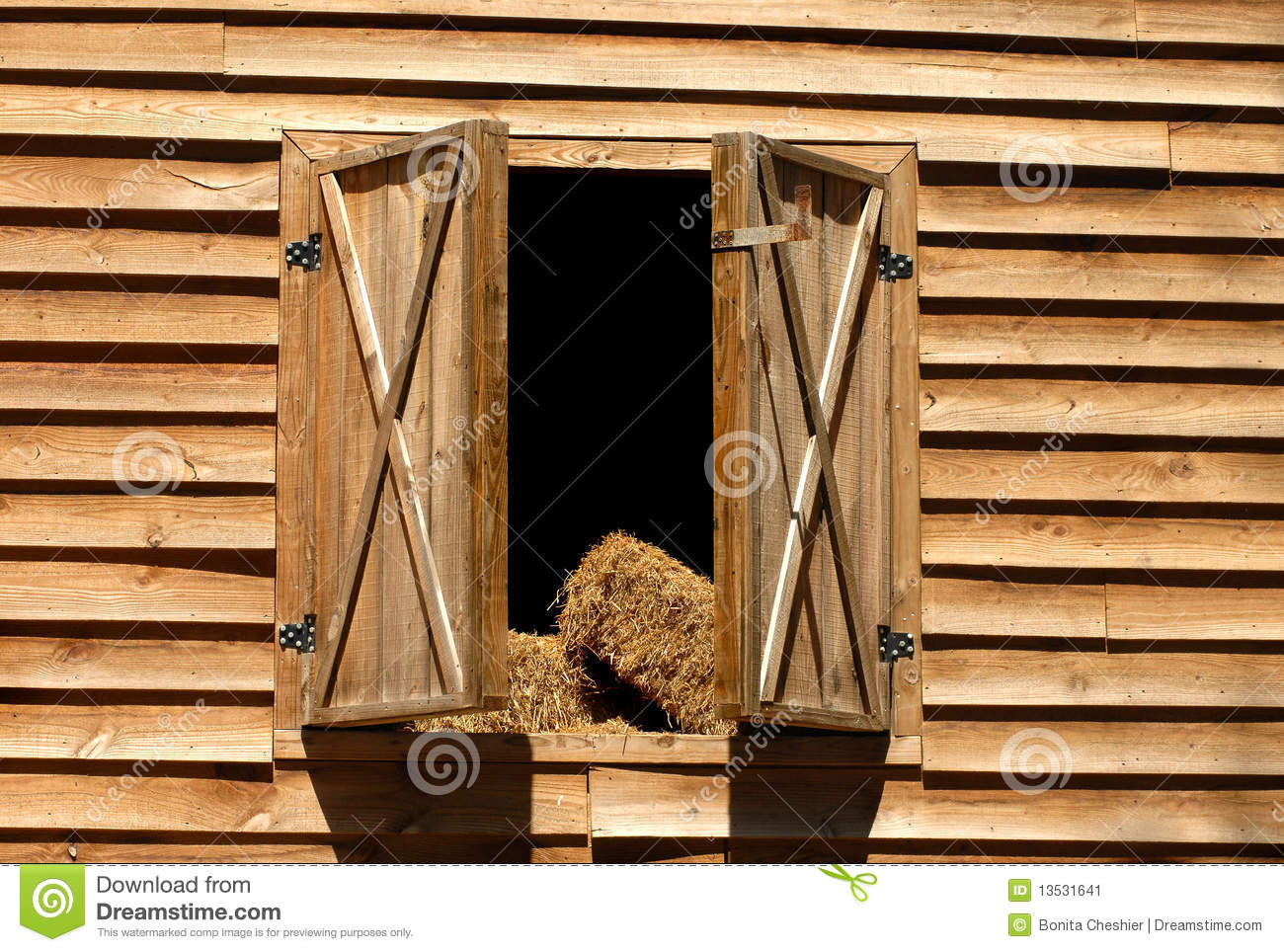 Barn And Loft Stock Image Image Of Boards Weathered