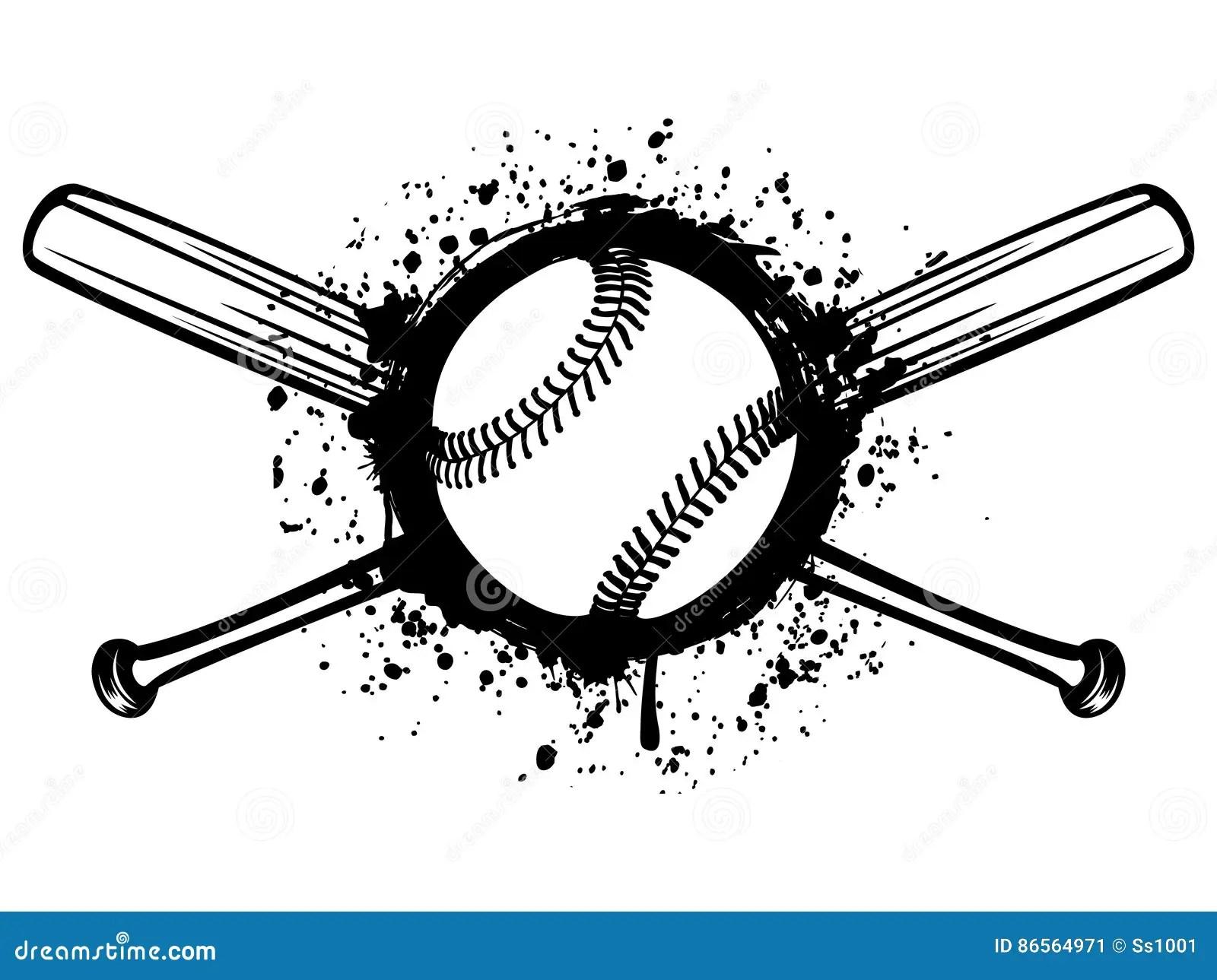 Baseball 1 Stock Vector Illustration Of Pitch Insignia