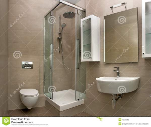 Bathroom Interior Stock Photography Image 4977242
