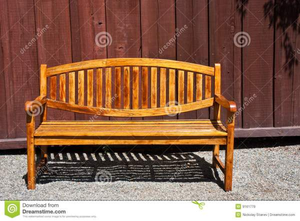 beautiful garden benches Beautiful Garden Bench Royalty Free Stock Images - Image