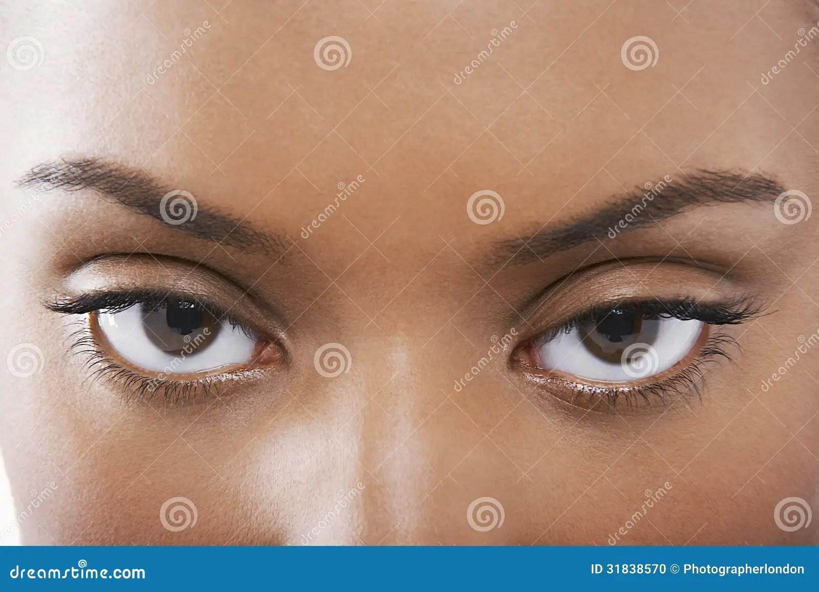 Beautiful Woman Eyes Stock Photo Image 31838570
