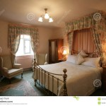 Bedroom Stock Image Image Of Residential Chic Romantic 1274213