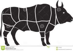 Beef Chart Royalty Free Stock Photos  Image: 21159008