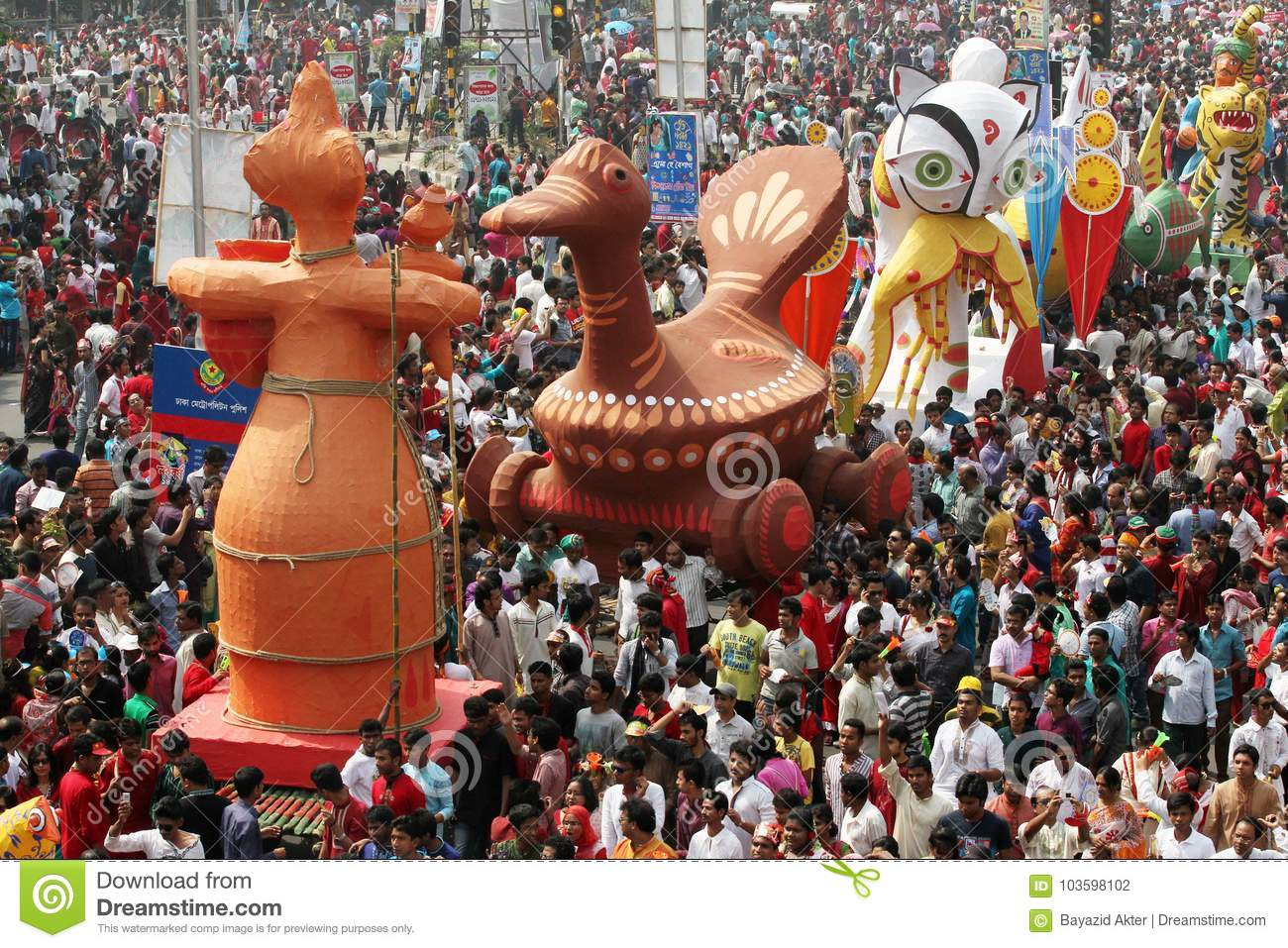 Bengali New Year Celebration Editorial Photography   Image of unesco     Download Bengali New Year Celebration Editorial Photography   Image of  unesco  tongi  103598102