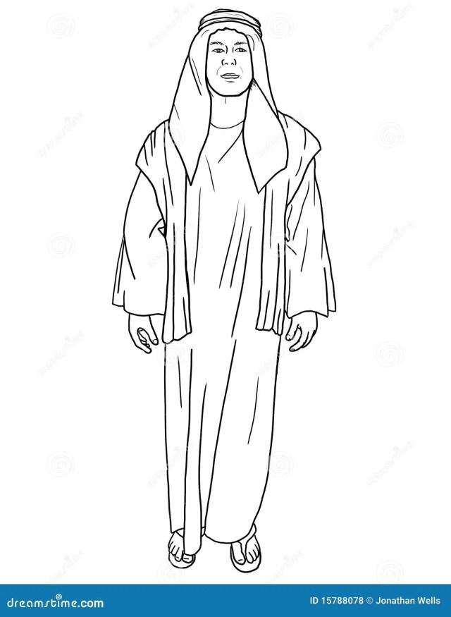 Bible Man stock illustration. Illustration of white, stand - 16