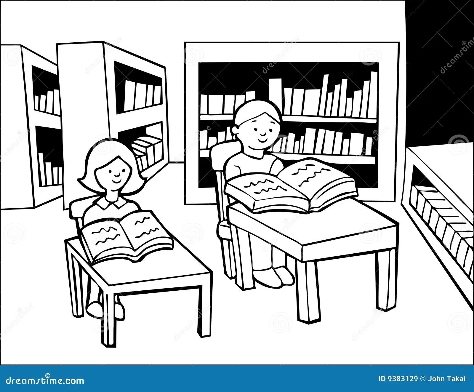 Bibliotheks Stu Ren