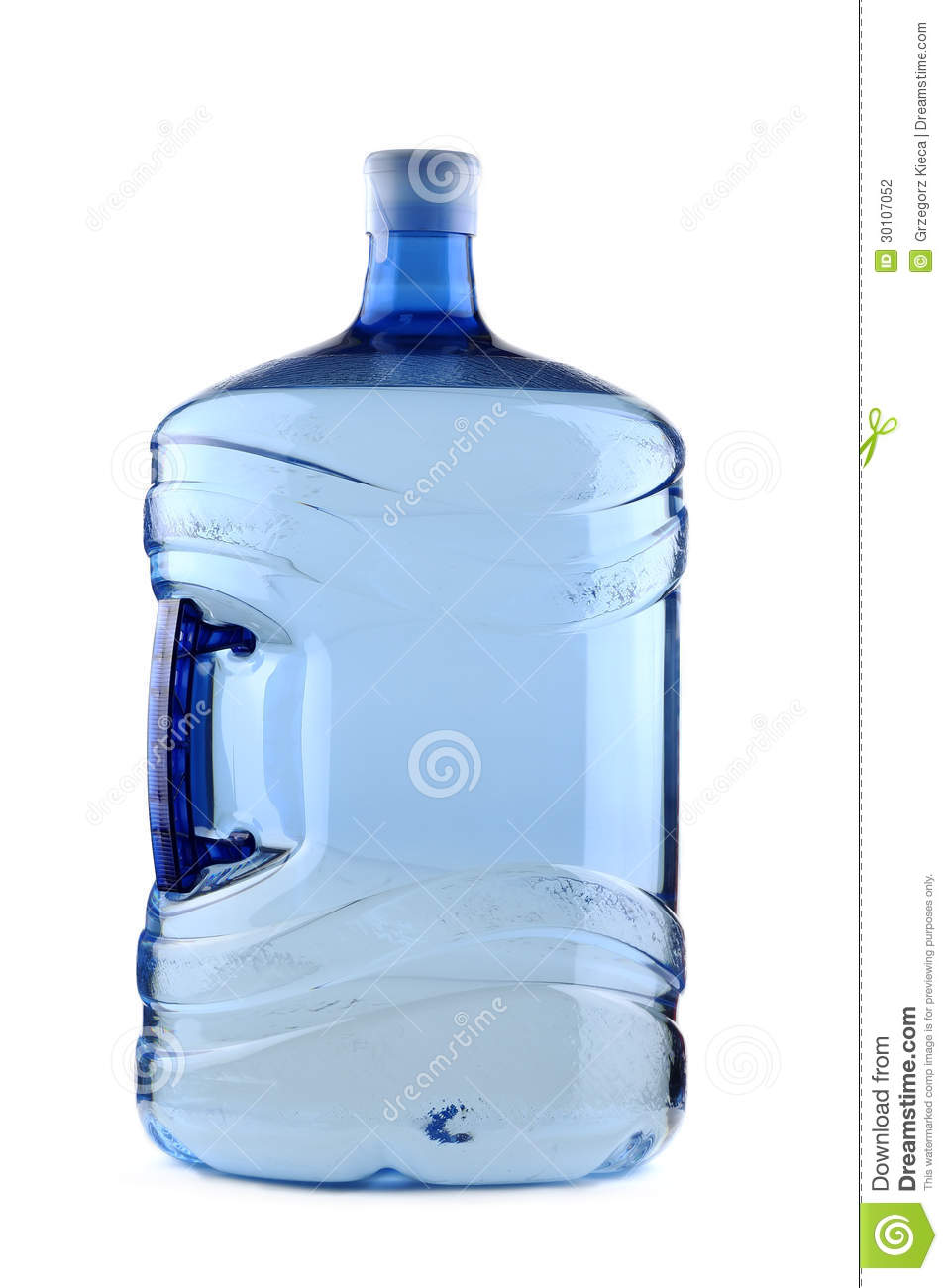 Big Bottle For Water Cooler Stock Photography Image