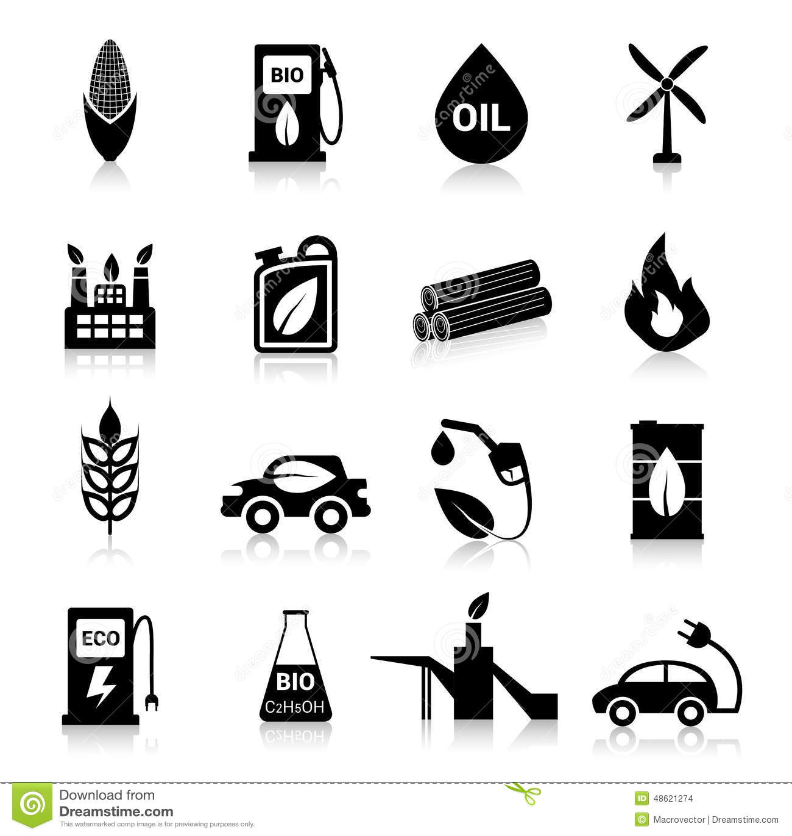 Black Fuel Filter