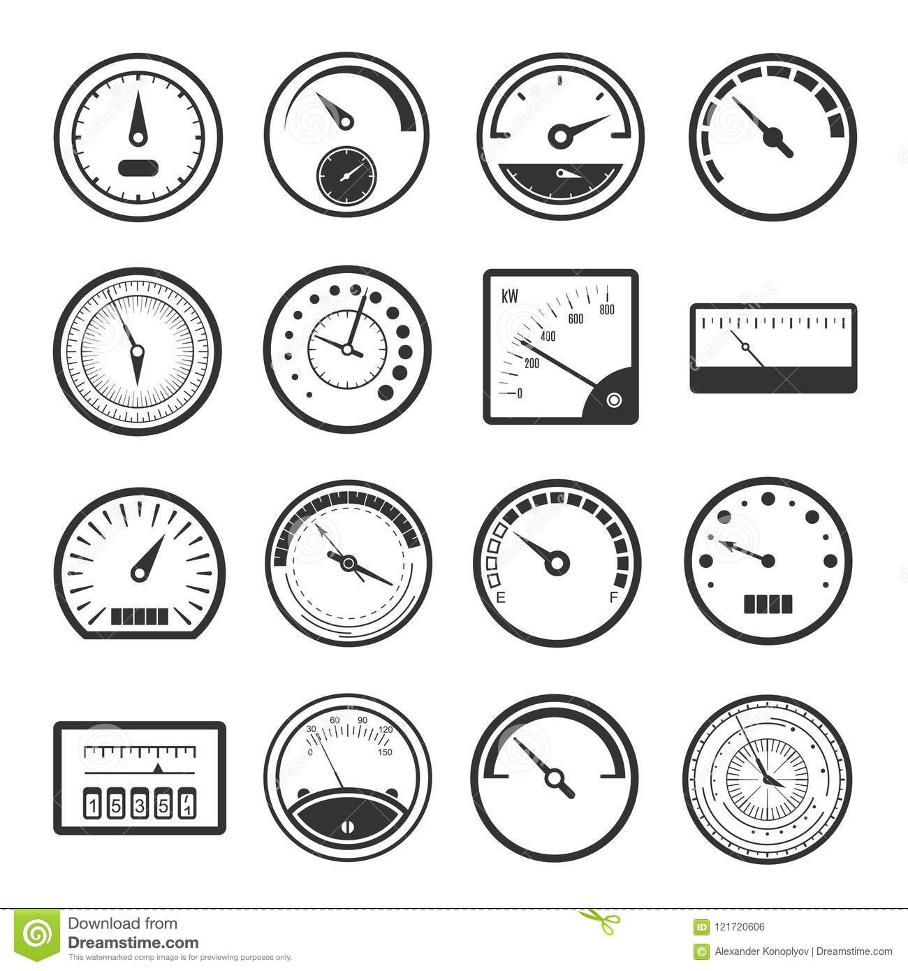 Meter Cartoons Illustrations Amp Vector Stock Images