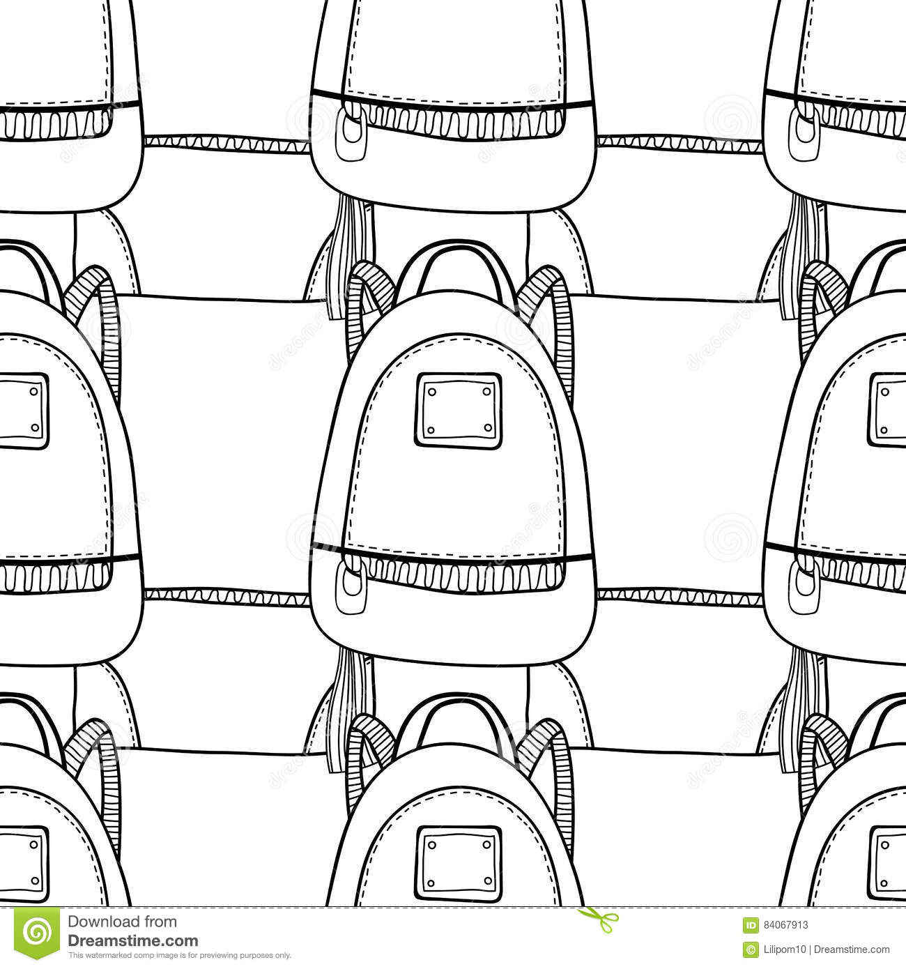 Backpack Cartoons Illustrations Amp Vector Stock Images