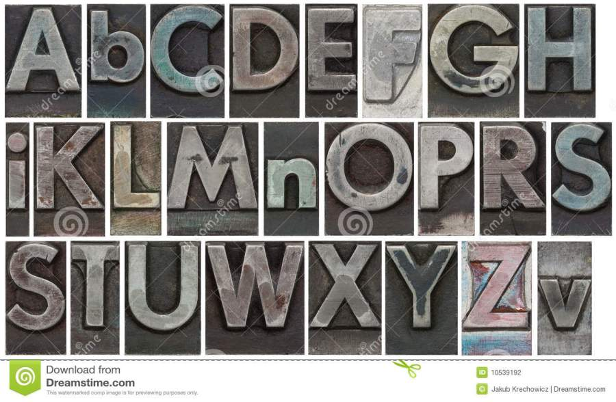 Block Letters Isolated On White Stock Illustration   Illustration of     Download Block Letters Isolated On White Stock Illustration   Illustration  of print  letters  10539192