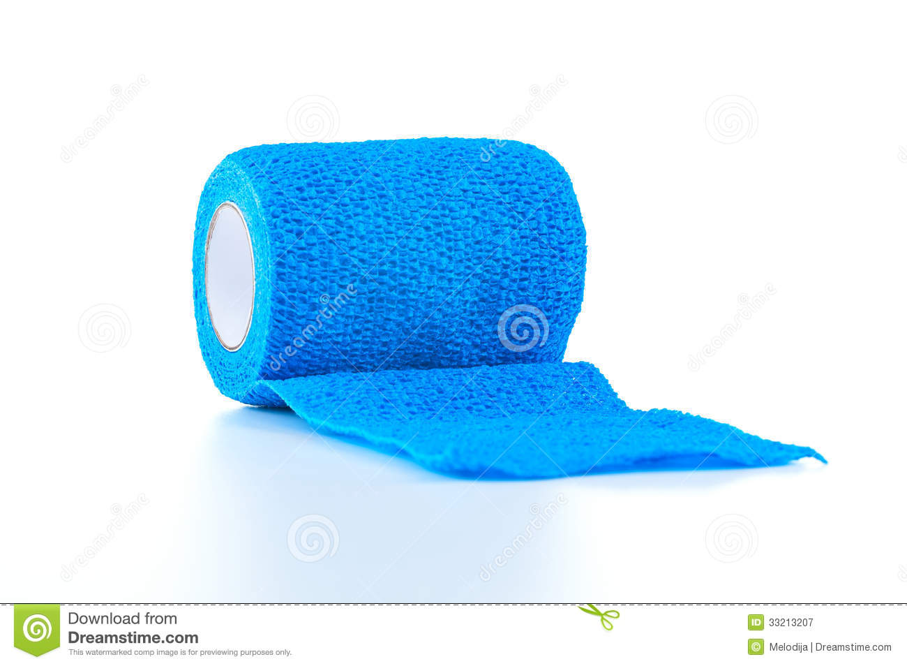 First Aid Compression Bandage