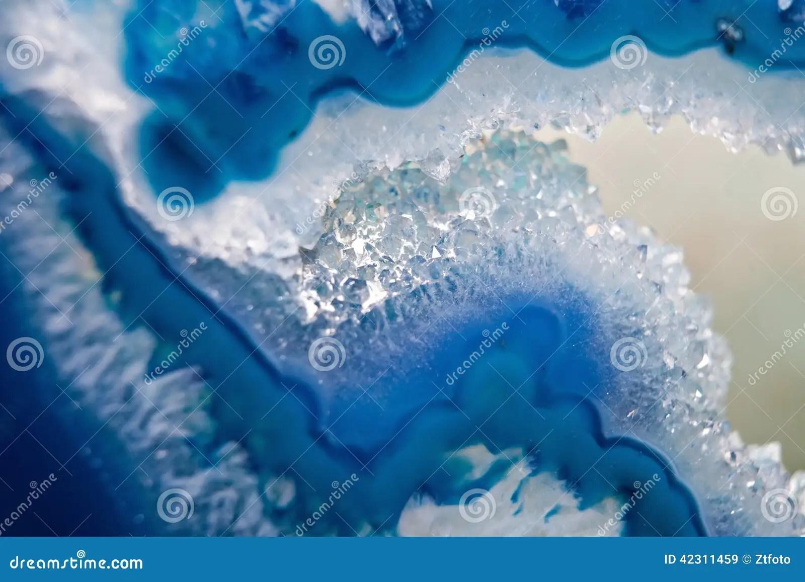 Blue Stone Lapis Lazuli Macro Stock Photo Image 42311459
