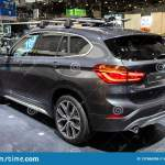 Bmw X1 Car Editorial Photo Image Of Dark Gray Brussels 137666956