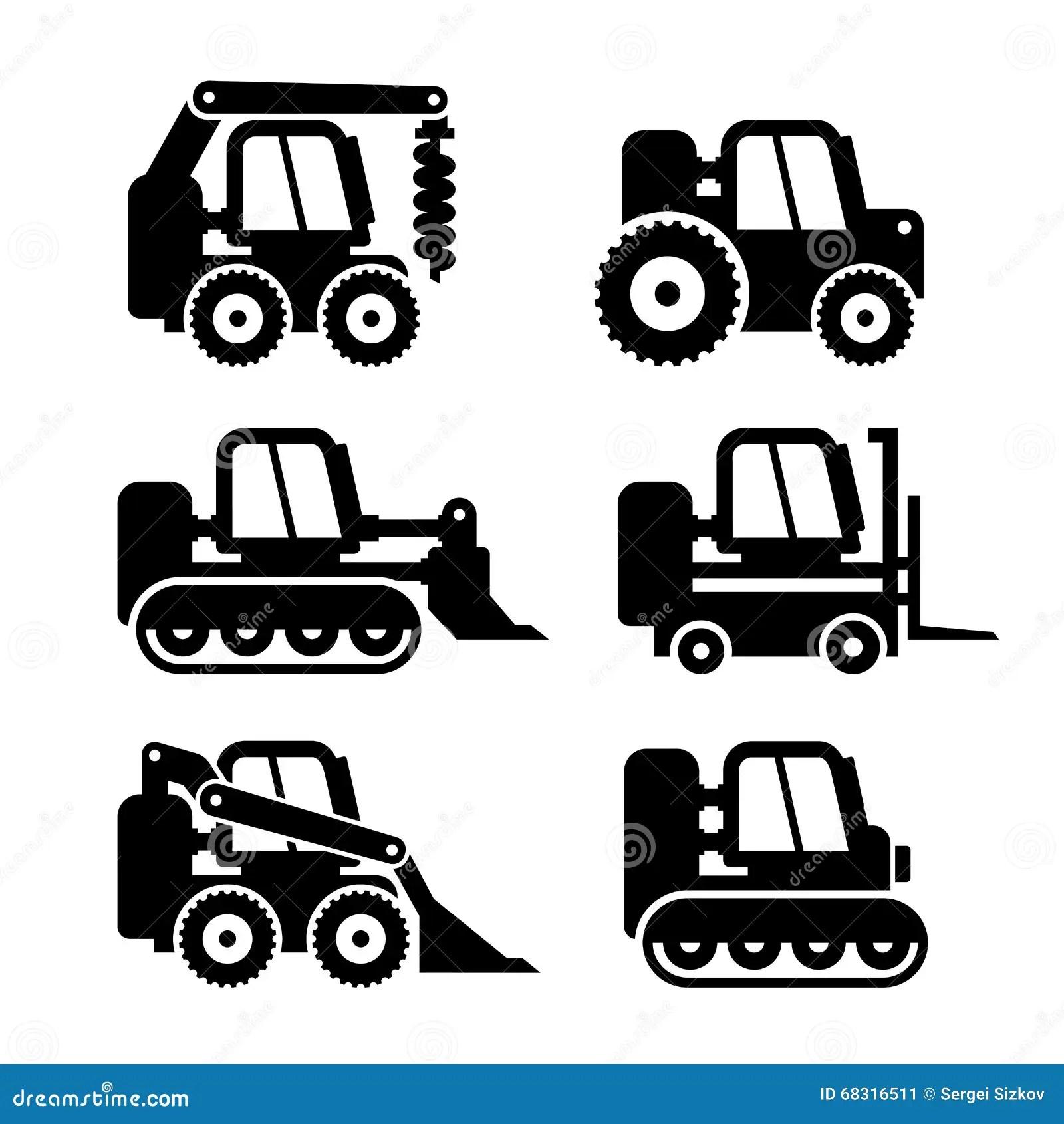 Bobcat Machine Stock Illustrations 181 Bobcat Machine