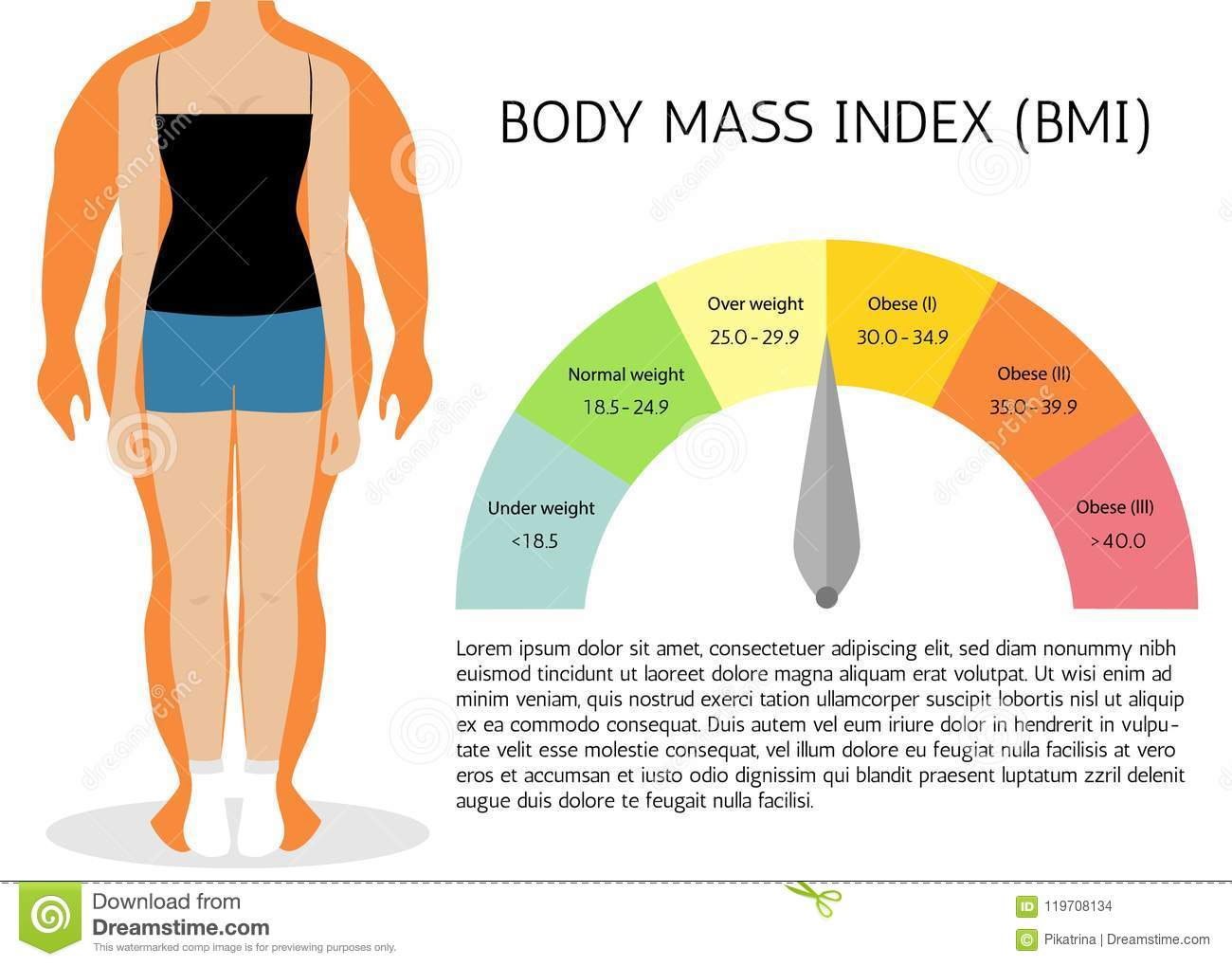 Printable Bmi Chart For Men And Women