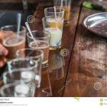 Breakfast With Soft Boiled Eggs And Vintage Coffee Stock Photo Image Of Coffee Black 119134004