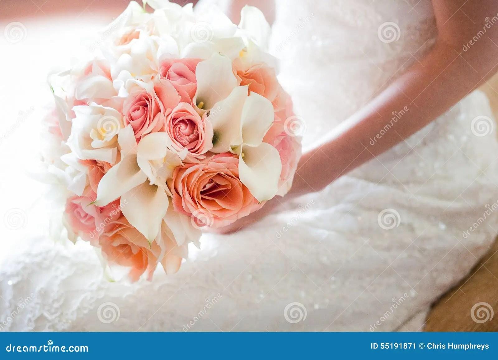 Beautiful White Flowers Bouquet