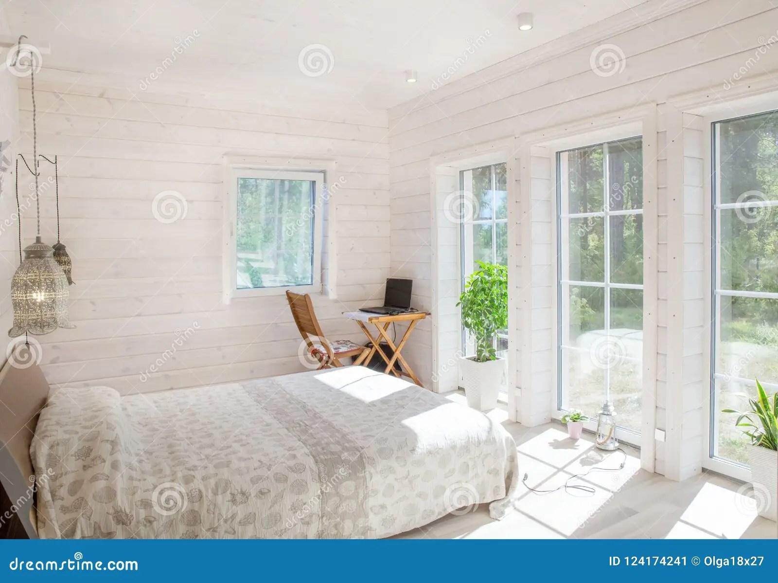 Bright And Comfortable Bedroom Interior Design In ... on Comfortable Bedroom Ideas  id=18871