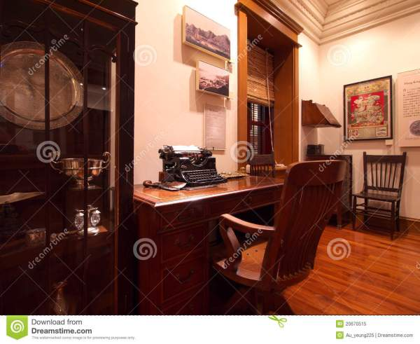 British Style Old Office Editorial Image Image 20670515