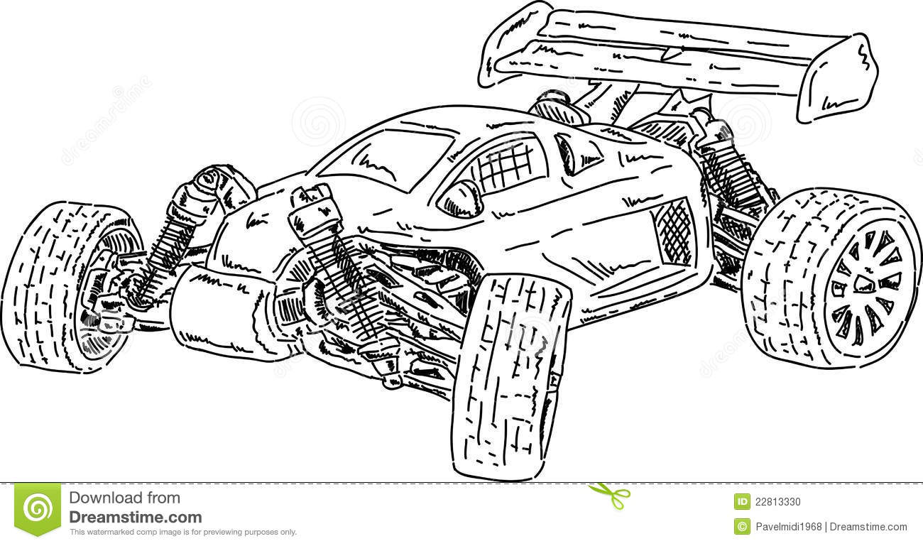Buggy Offroad Stock Vector Illustration Of Extreme