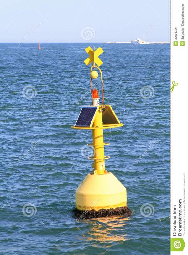 Buoy Stock Photo - Image: 30693290