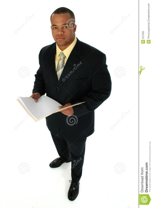 Business Man In Black Suit Royalty Free Stock Photo ...